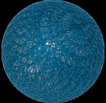 Cotton ball Donker Staalblauw
