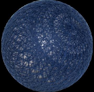 Cotton ball Donker Blauw