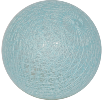Cotton ball Soft Blauw