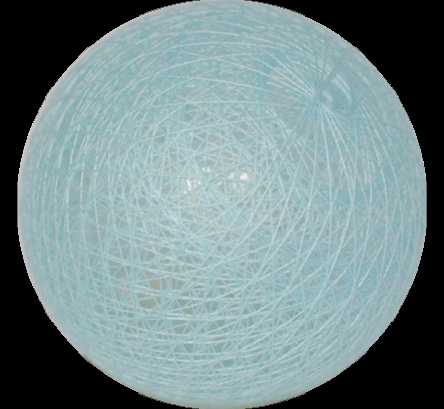 Cotton ball Soft Blauw- 6cm