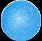 Cotton ball Licht Blauw- 6cm
