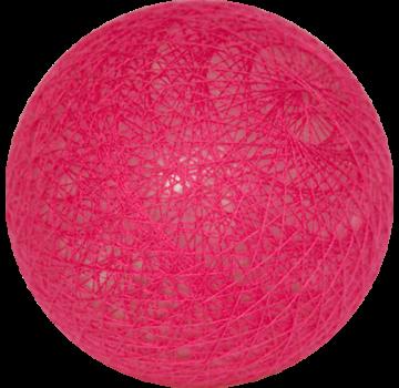 Cotton ball Fel roze