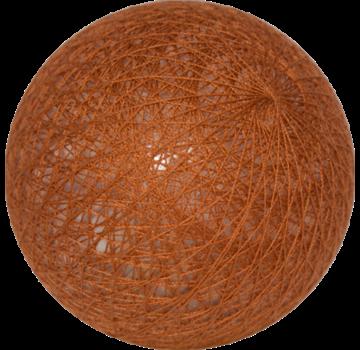 Cotton ball - Roestbruin