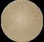 Cotton ball Beige - 6cm