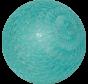 Cotton ball  Aqua Blauw- 6cm