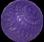 Cotton ball Fel Paars 6cm
