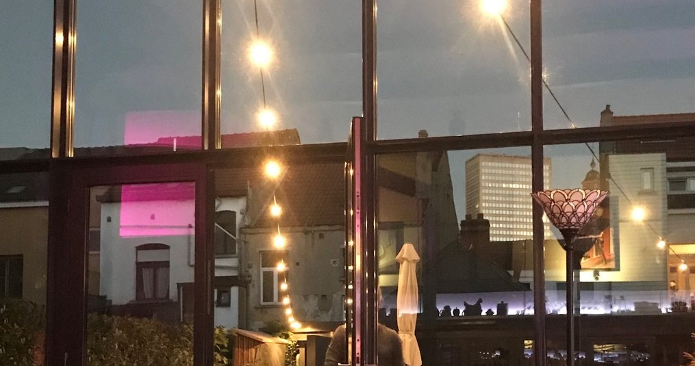 Ook in Belgie extra sfeer met onze prikkabels en 2W heldere warm witte LED lampen