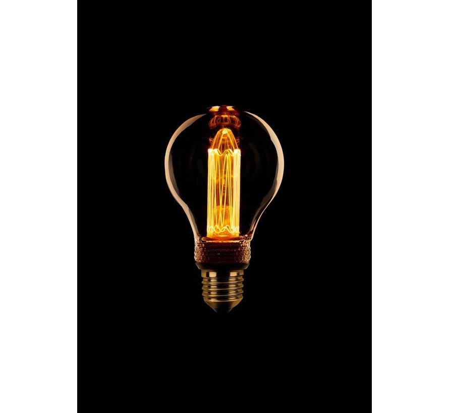 Led kooldraad lamp 2,3W 1800K super warm wit - Dimbaar