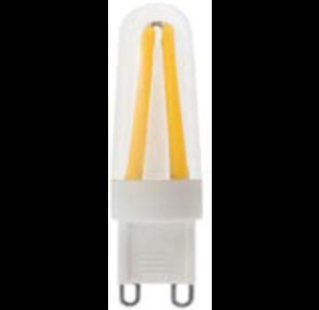 3W G9 Filament Led Lamp 220V - Dimbaar