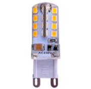 2,7W G9 Led steeklamp 220V
