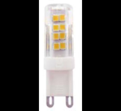 3W G9 Led steeklamp 220V - Dimbaar