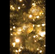 HQ Kerstverlichting:  200 LEDs 3W 17,42M Warm Wit Binnen