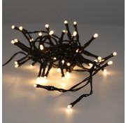 Kerstverlichting: 4 meter met 48 LED lampjes binnen en buiten gebruik