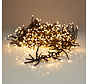 Kerstverlichting: clusterverlichting 5,80 M - 384 warm witte LED's