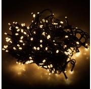 S.I.A Kerstverlichting: ED-verlichting 320 LED's 24 meter warm wit