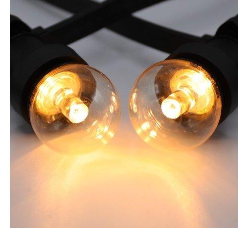 Warm witte Led lamp met lens 2000K