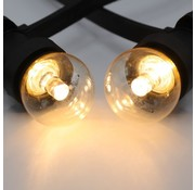 Warm witte Led lamp met lens 2650K