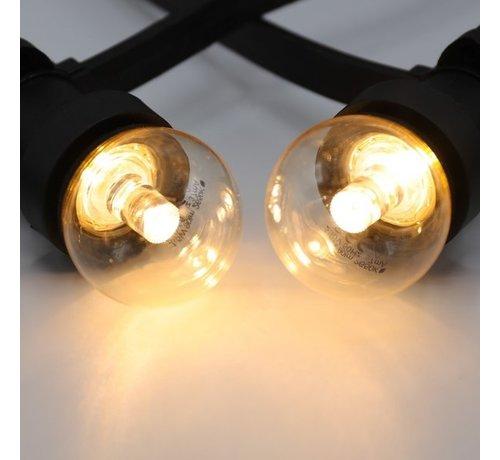 Warm witte Led lamp met lens 2650K