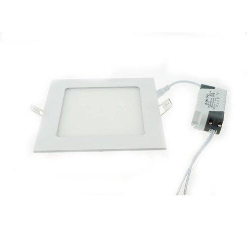 24W Warm witte Ultradun Led paneel vierkant 220V incl. driver 300mm