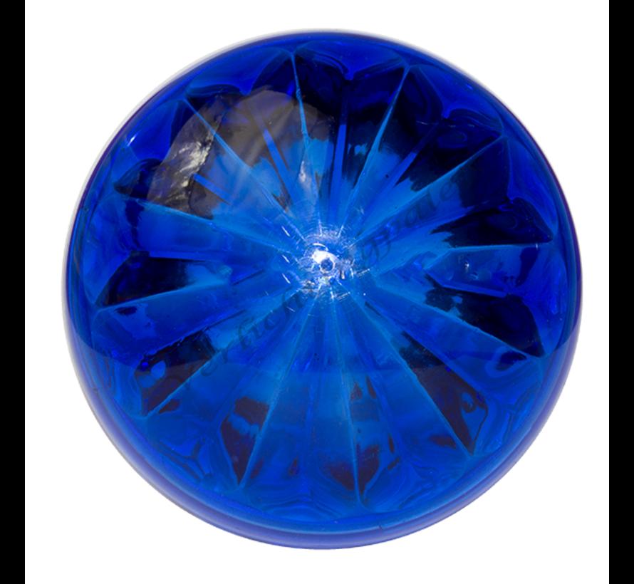 Deksel blauw voor E14 voet van kermisverlichting