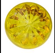 Deksel geel voor E14 deksel