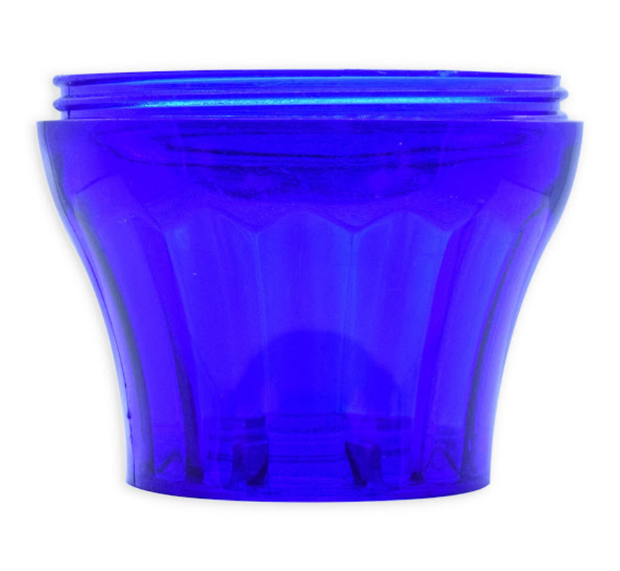 Blauwe voet voor E14 voet - kermisverlichting