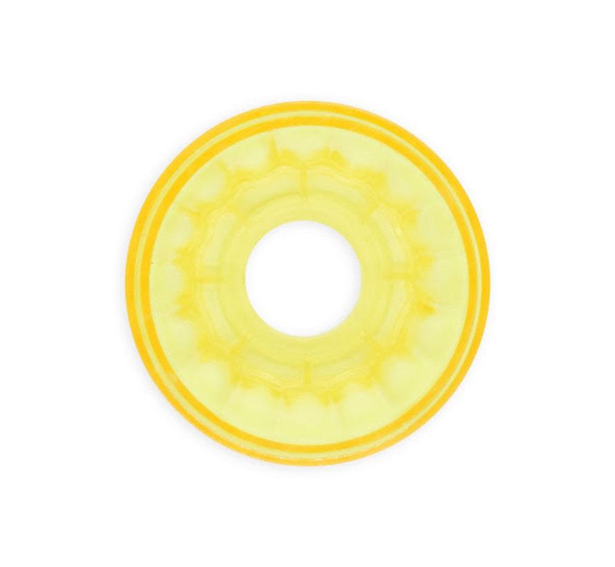 Gele voet voor E14 voet - kermisverlichting