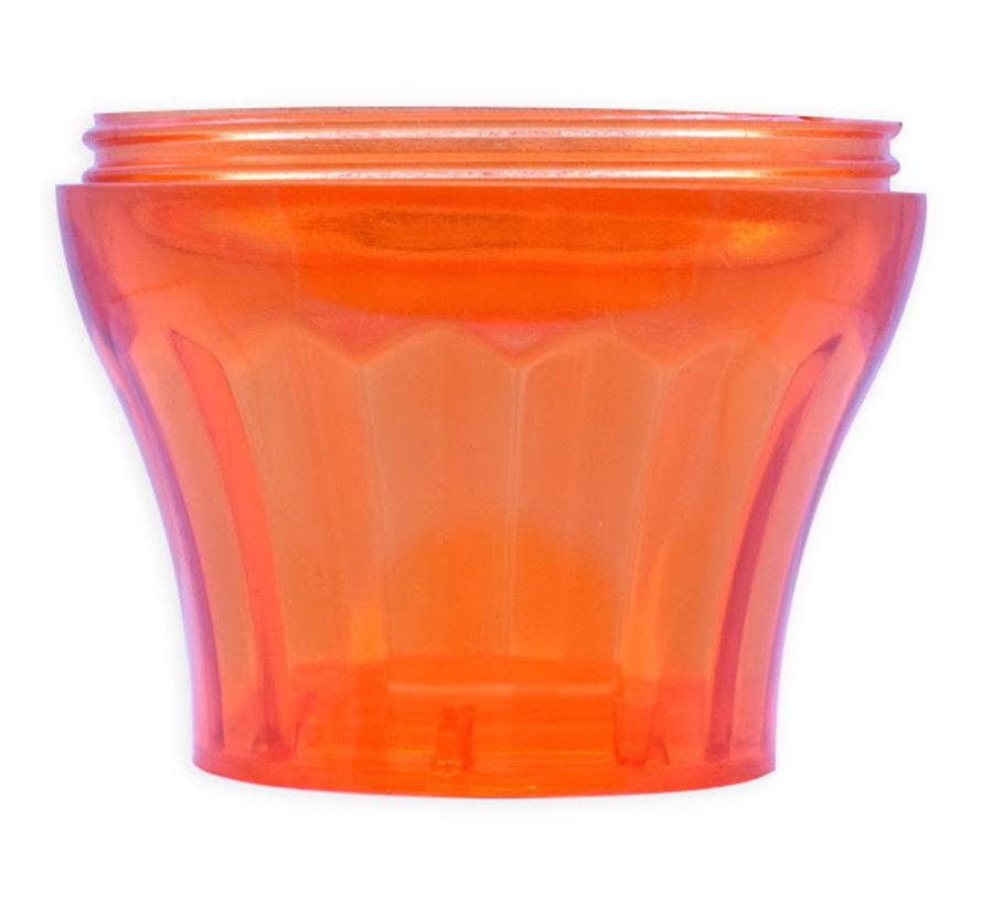Oranje voet voor E14 voet - kermisverlichting