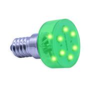 E14 - LED lamp groen