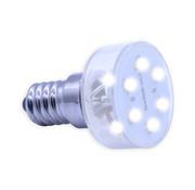 E14 - LED lamp koud wit - 6000K