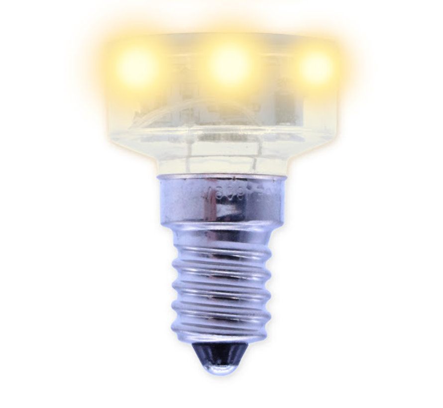E14 - LED lamp warm wit  voor kermisverlichting  - Copy