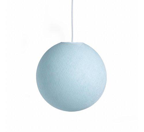 Ledr Aqua cottonball hanglamp  31 cm