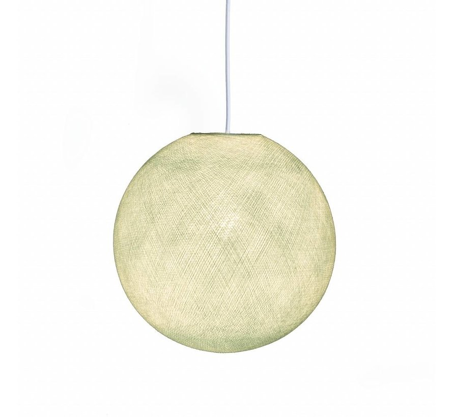 Aqua cottonball hanglamp  31 cm