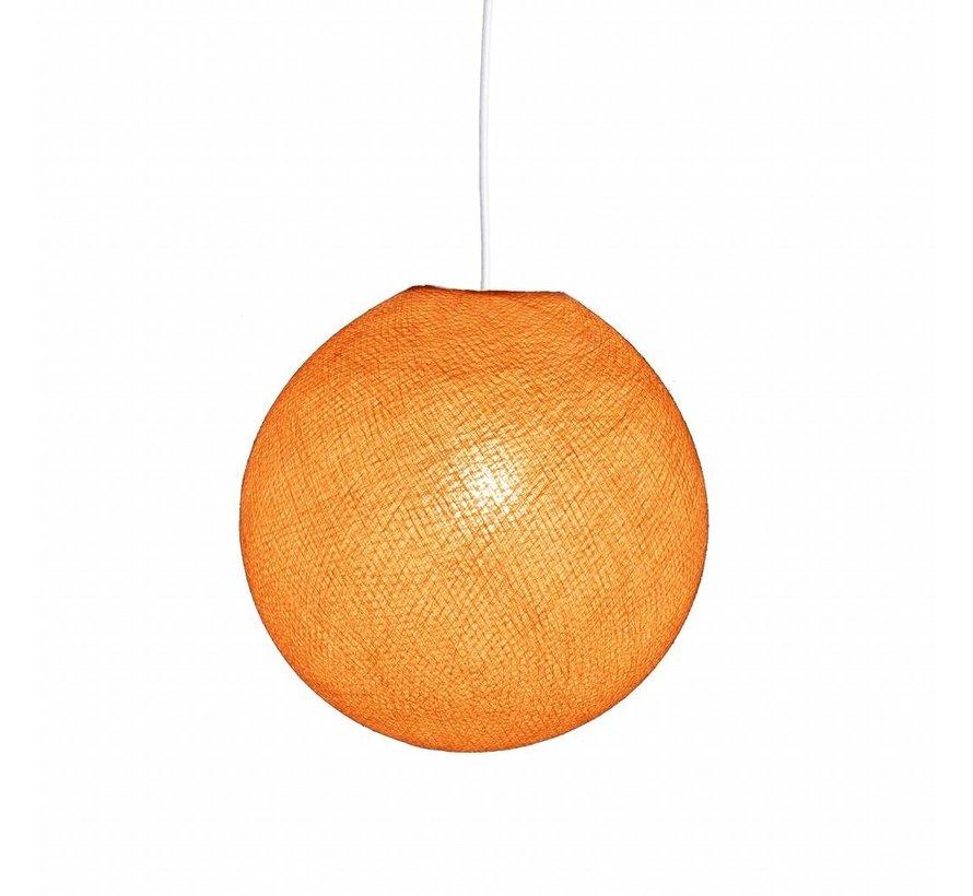 Cottonball hanglamp  31 cm  - Light pink