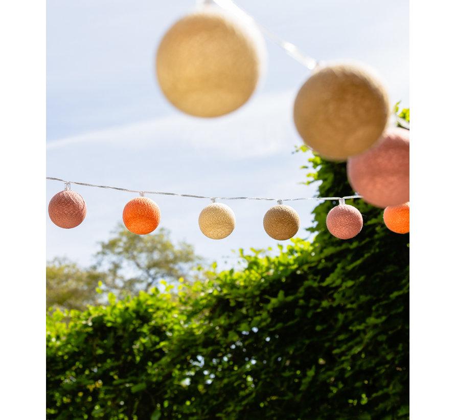 Outdoor cottonballslinger starterset - Dulce