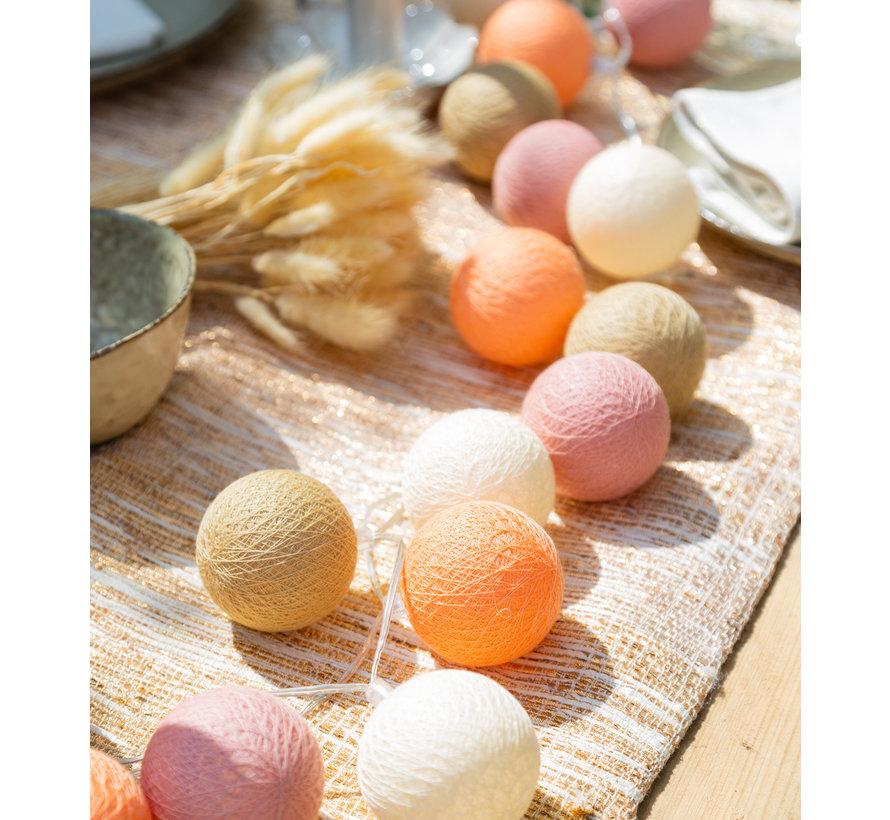 Outdoor cottonballslinger extention set- Dulce