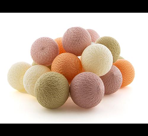Ledr Outdoor cottonballslinger starterset - Dulce