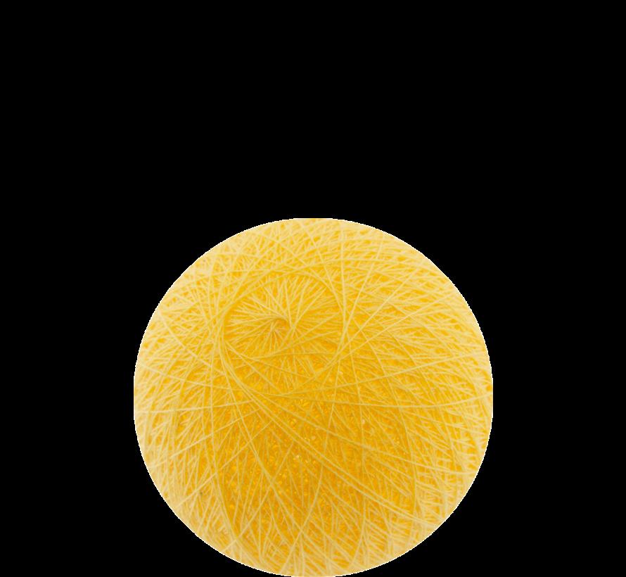 Outdoor cottonballslinger starterset - Flor