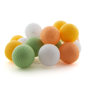 Ledr Outdoor cottonballslinger extention set- Flor