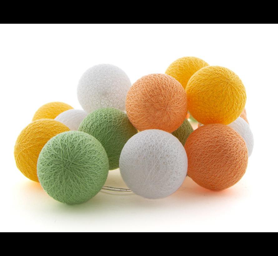 Outdoor cottonballslinger extention set- Flor