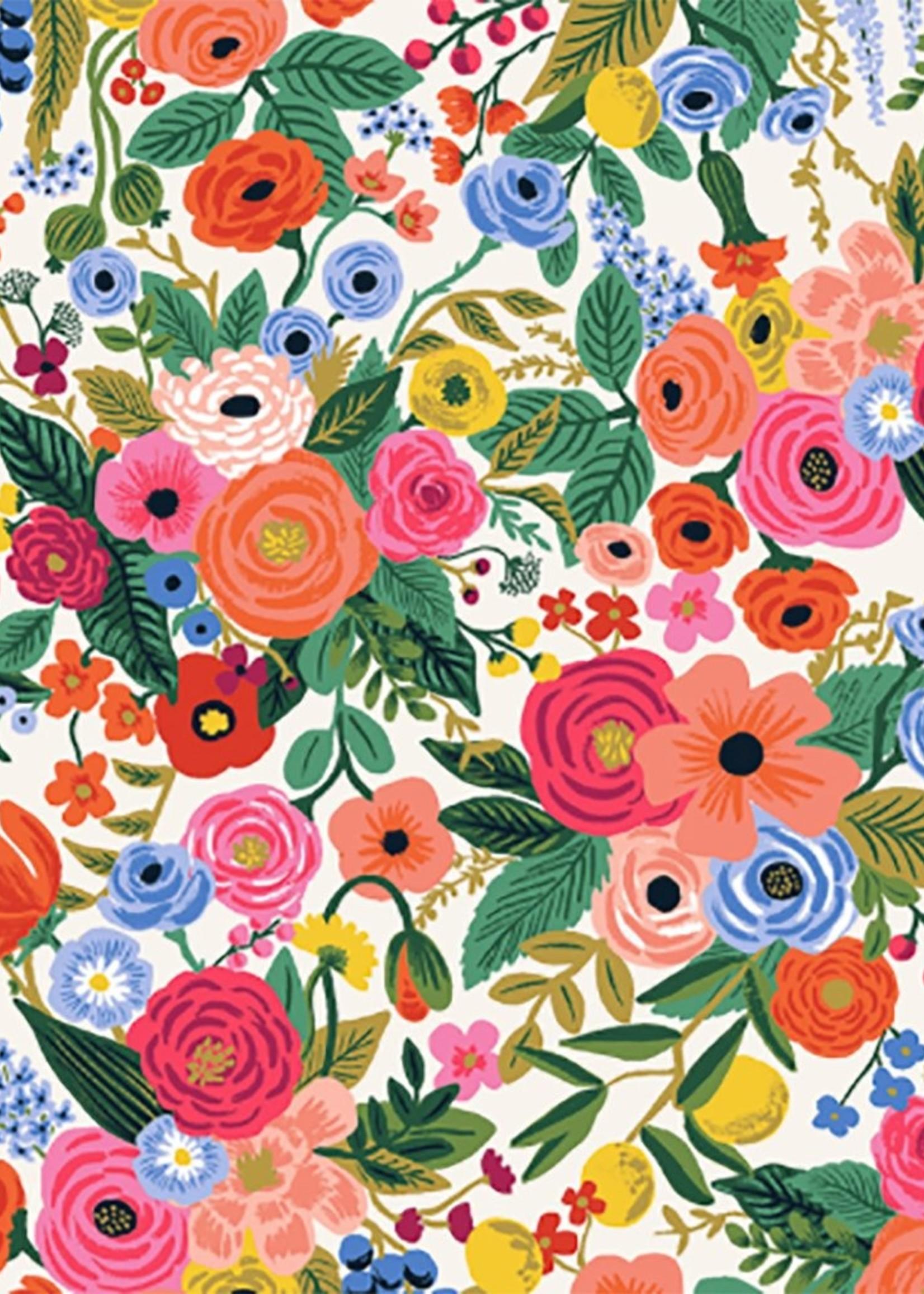 Merry Marie Pink Flowers bandana