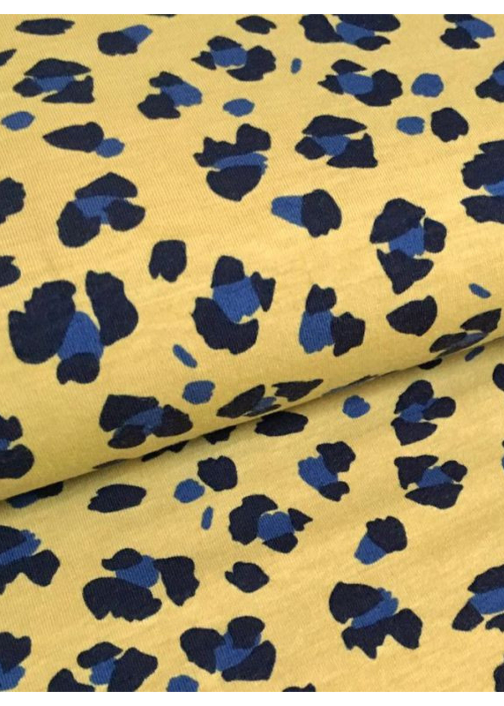 Merry Marie Gold Dots bandana