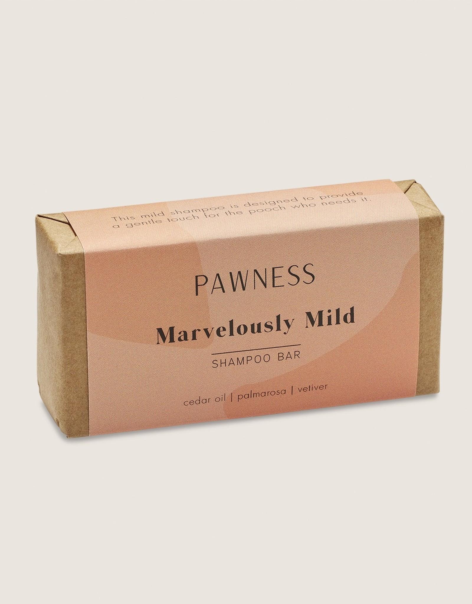 Pawness Shampoo bar Marvelously Mild