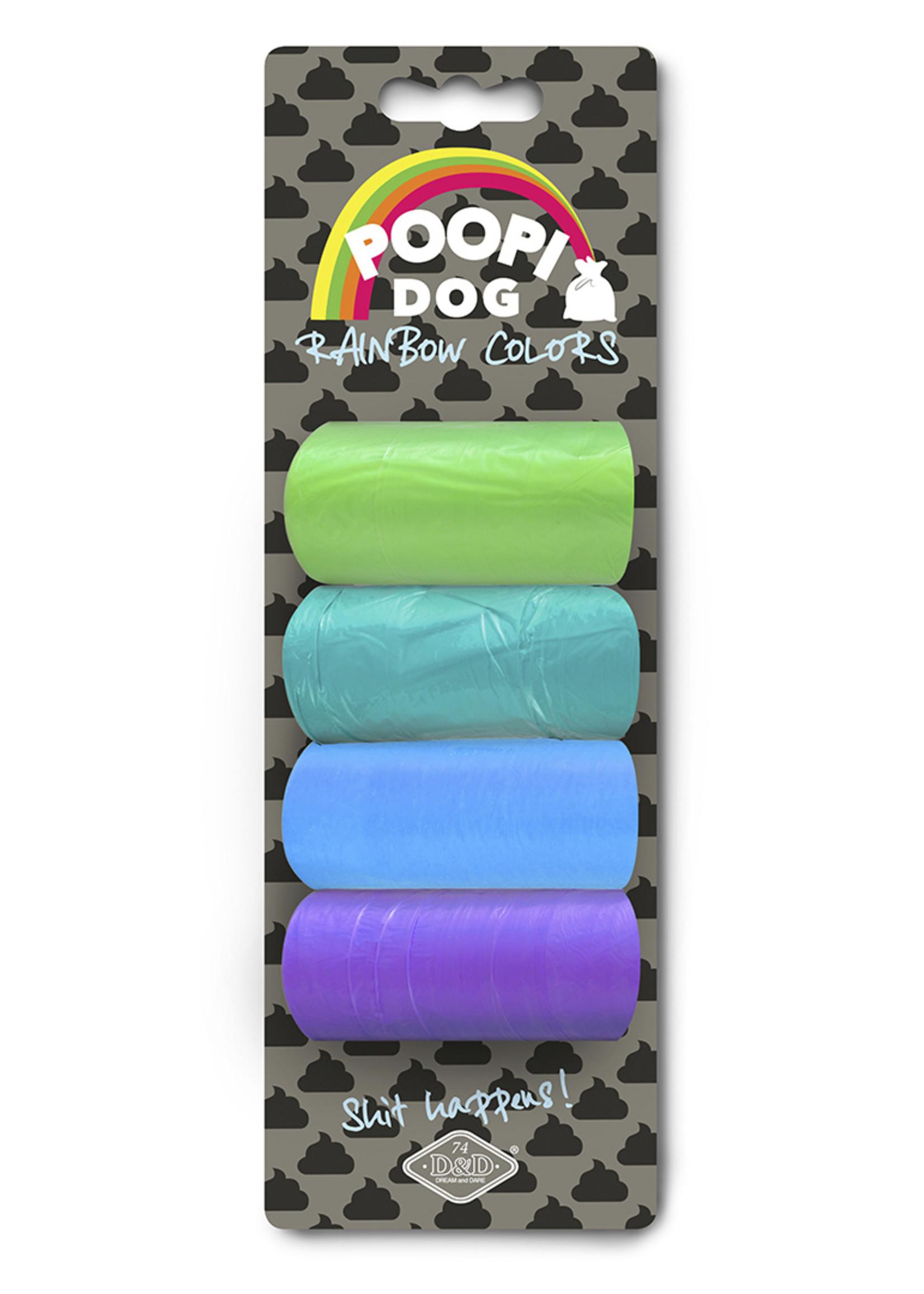D&D Home Rainbow bags