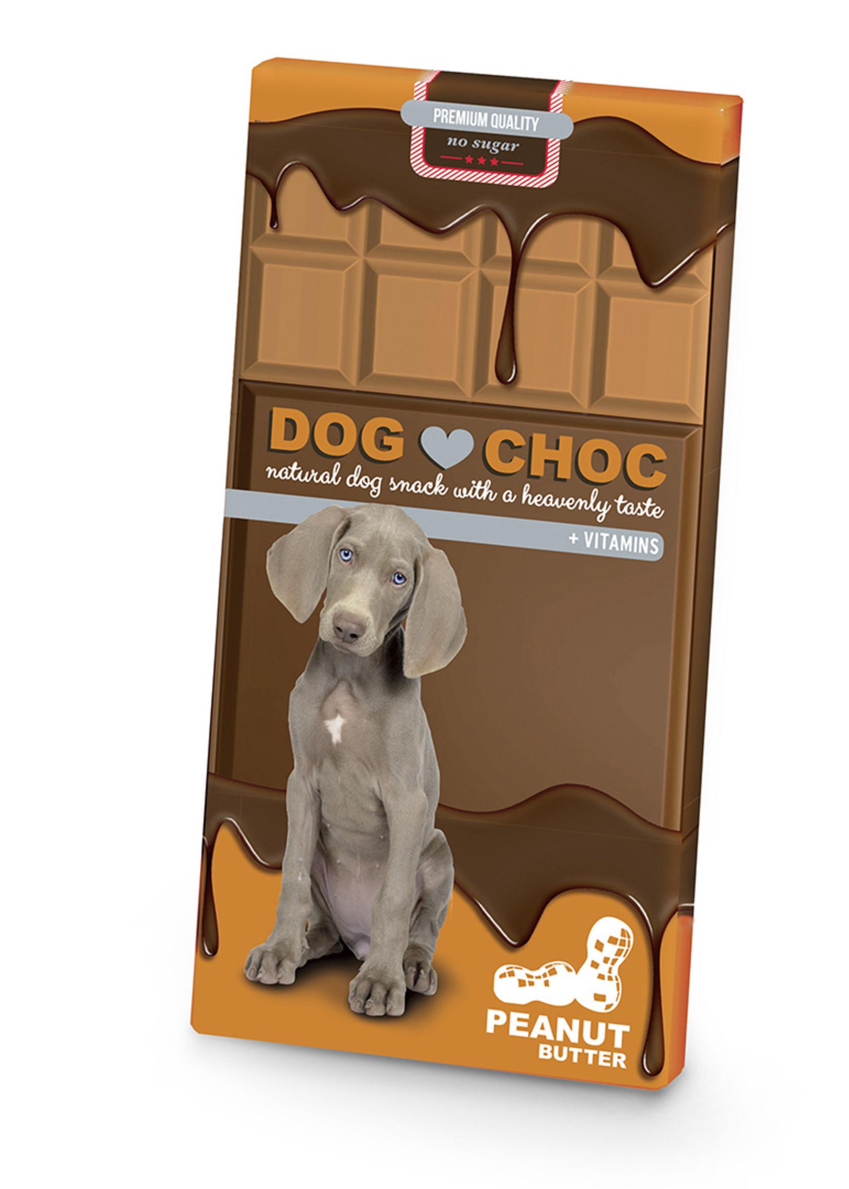 Duvo+ Dog choc pindaboter