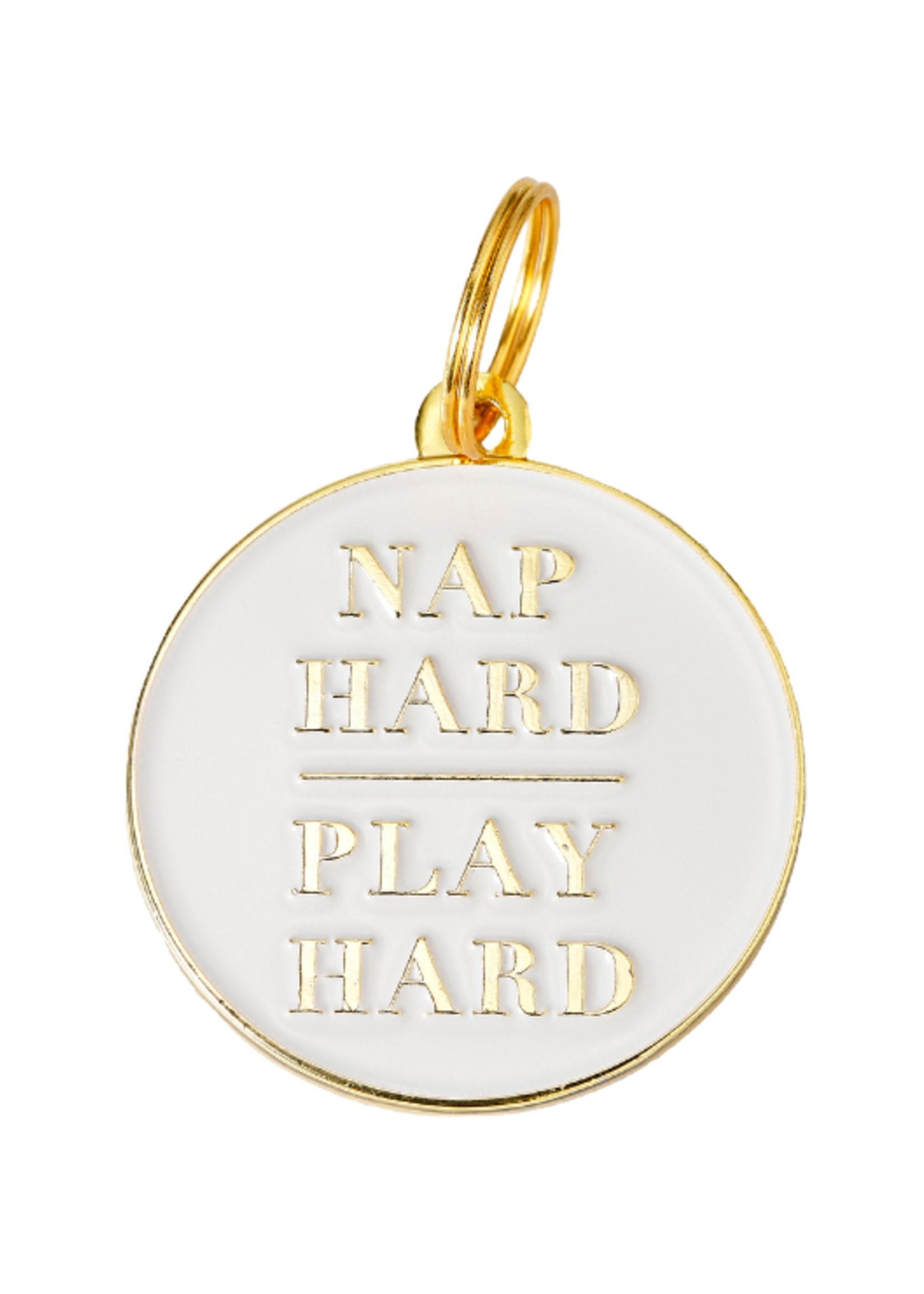 Two Tails Pet Company Nap Hard Play Hard