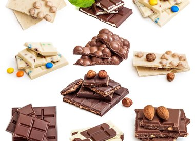 Wizard chocolade tablets