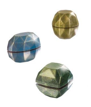 ambachtelijk vervaardigd in eigen atelier Diamanten trio