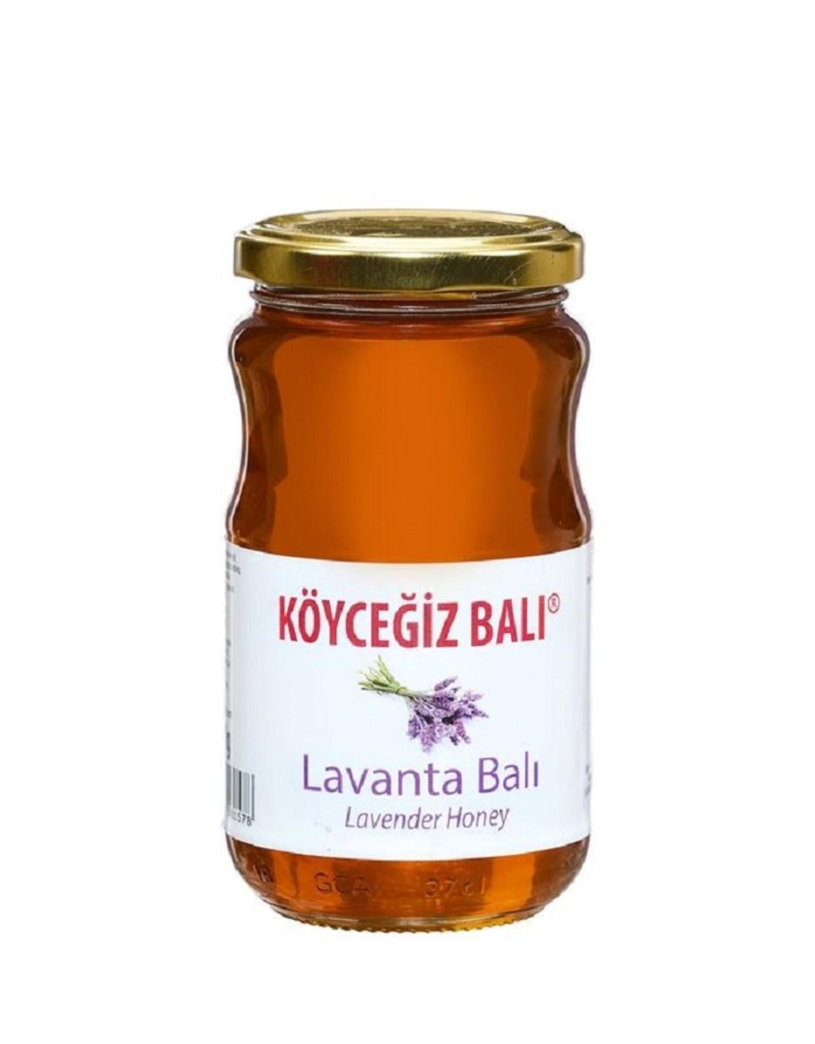 Köyceğiz Balı Natuurlijke Turkse Lavendelhoning Köyceğiz Balı 450g