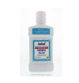 Dental & Cosmetic Care Duodent Herbal Mondwater (500ml)
